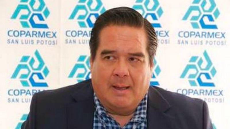 Tras ataque armando, muere el presidente de la Coparmex en San Luis Potosí