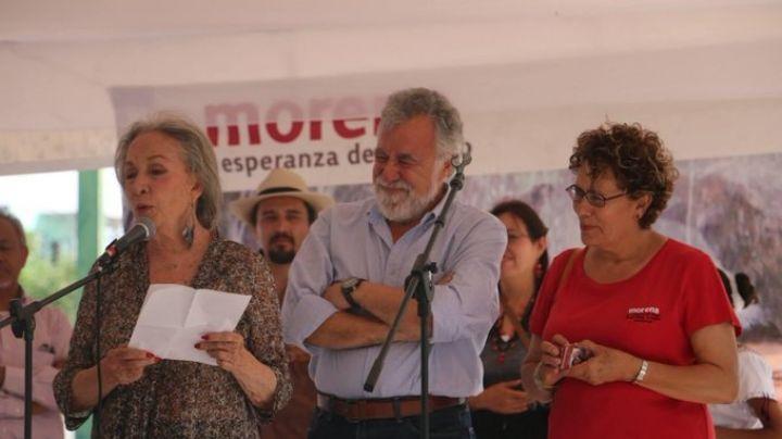 """López Obrador se pronuncia por la muerte de la actriz Isela Vega: """"Siempre con nosotros"""""""
