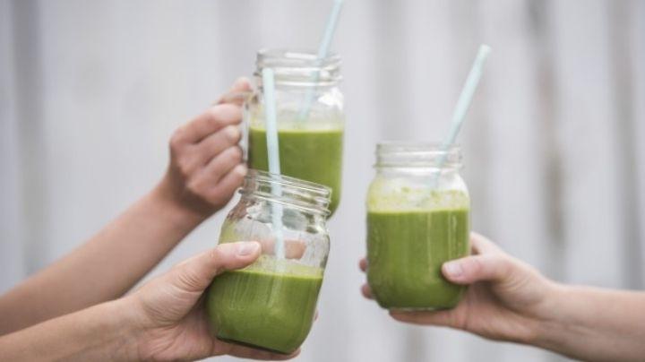 Añade este jugo de espinacas a tu jarra del buen beber y consigue una piel radiante