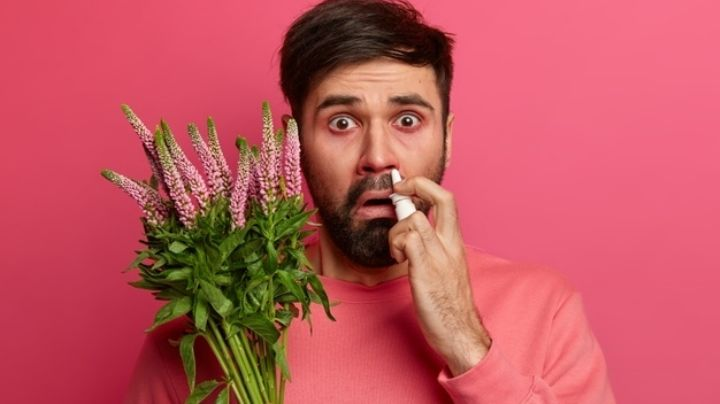Vive tu primavera libre de alergias con ayuda de estos remedios naturales de flores