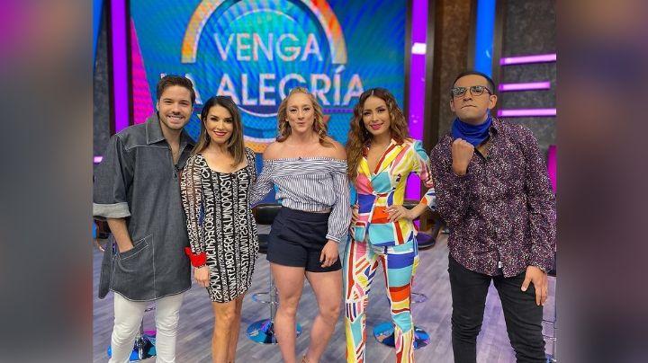 """Aseguran que conductor de 'Venga la Alegría' llegó a TV Azteca por ser """"amante"""" de Ciurana"""