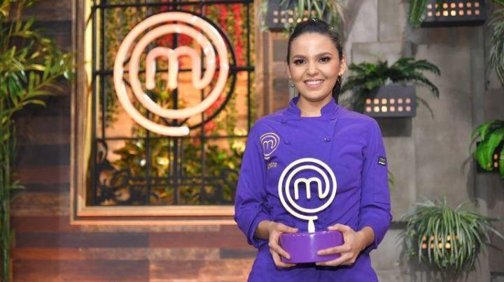 Adriana Salcedo, ganadora de 'MasterChef México', revela qué hará con su millón de pesos