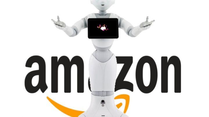 Vesta: ¿Quieren espiarnos? Amazon planea un robot para el hogar con micrófonos y cámaras