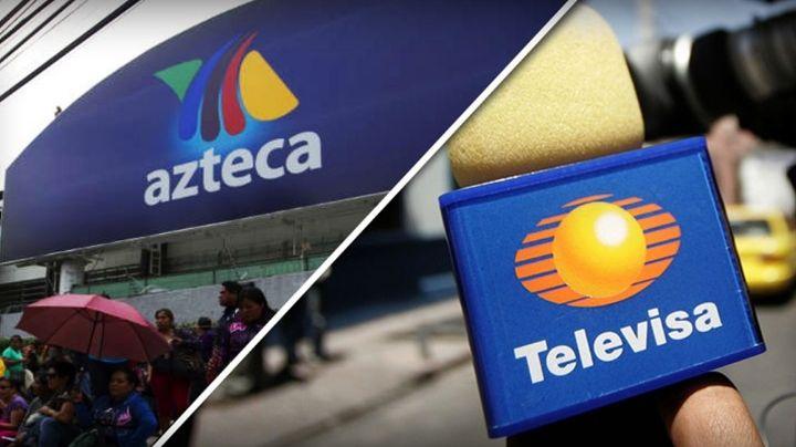Televisa y TV Azteca hacen acuerdo; prohíben hablar del abuso sexual de sus actores