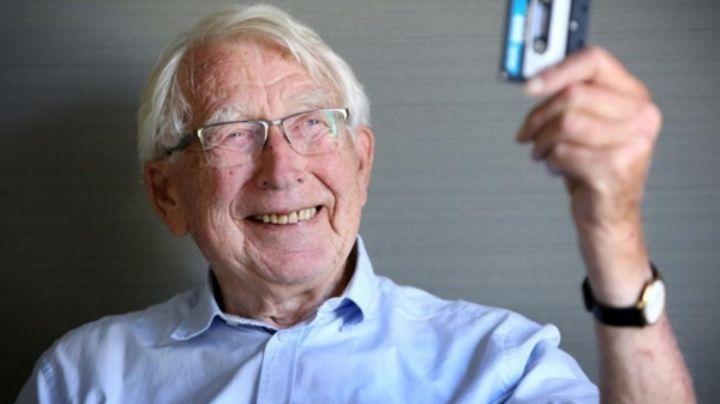 El mundo de la música está de luto: Muere Lou Ottens, el creador de la cinta de casete