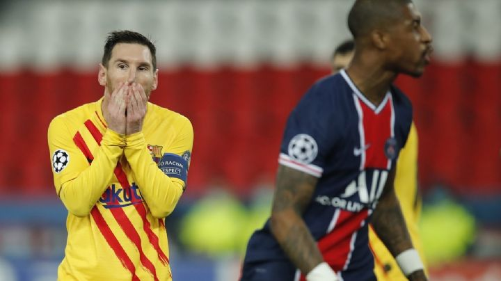 Keylor Navas luce enorme y evita la hazaña del Barcelona y Messi en la Champions League
