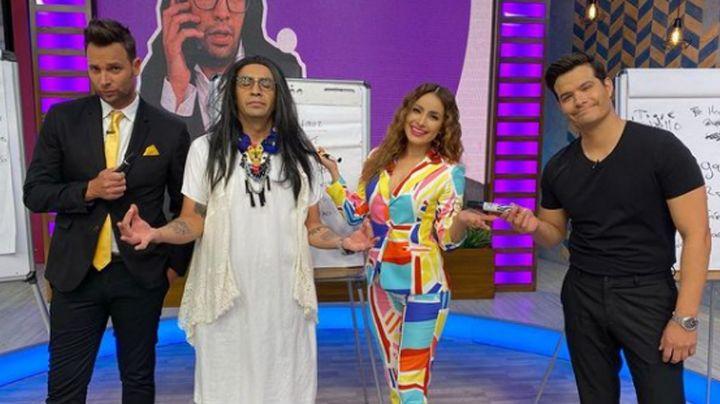 """""""Me lleva la ..."""": Ejecutiva de TV Azteca estalla contra conductores de 'Venga la Alegría' por esto"""
