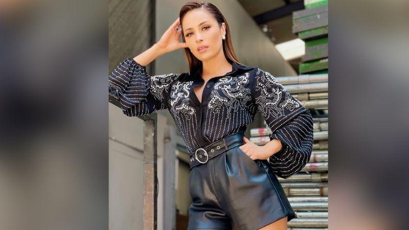 Desde 'Venga la Alegría', Cynthia Rodríguez responde a exacadémico por beso con Carlos Rivera