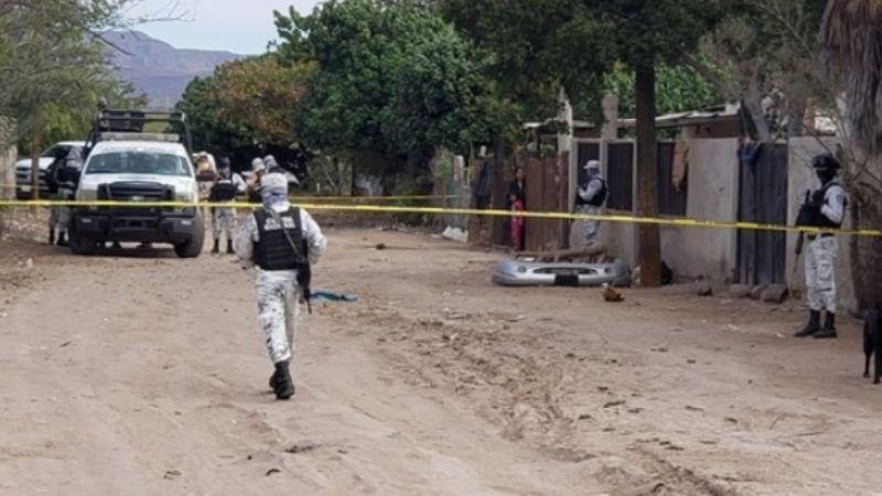 Con cuatro impactos de bala en la cabeza asesinan a 'La Tuza' en Empalme