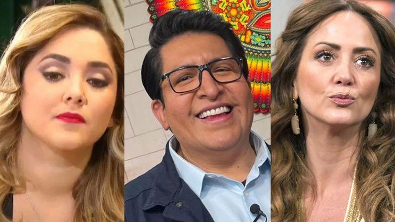 Kaffie tunde a Sherlyn tras decir que correrá a Andrea Legarreta de Televisa y le manda recadito