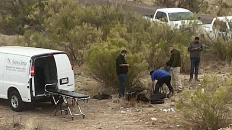 Terror en Nogales por el macabro hallazgo de un cadáver; presentaba signos de violencia