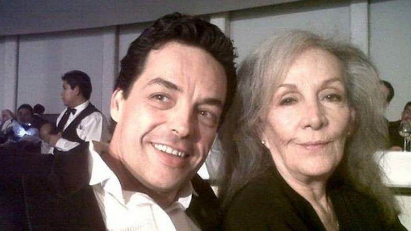Actor de Televisa revela en 'Hoy' la trágica situación en la que murió su madre, Isela Vega