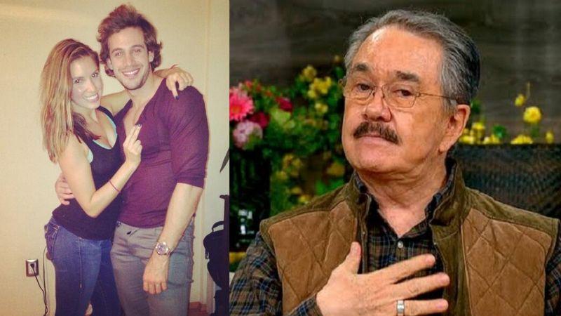 ¿Tuvieron amorío? Pedro Sola hace fuerte confesión sobre Andrea Escalona y actor de Televisa