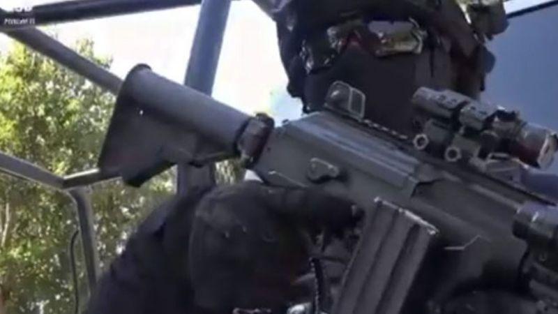 Policías estatales son asesinados a tiros al circular en su patrulla; no hay detenidos