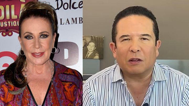Tiembla Gustavo Adolfo: Laura Zapata pide a Imagen TV que despidan al conductor de 'Sale el Sol'