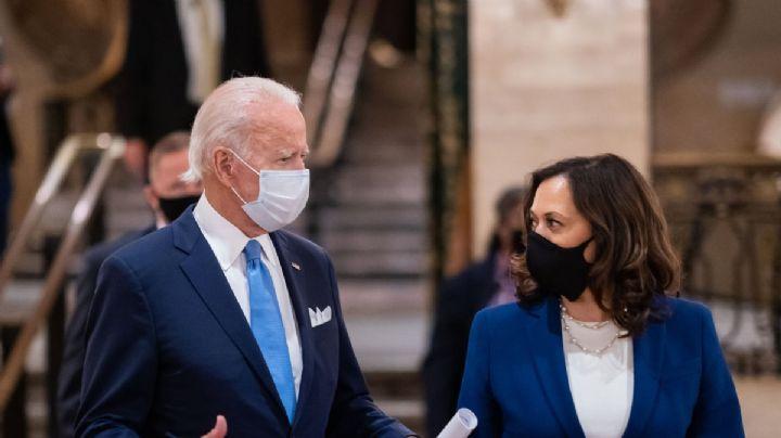 Tras rechazar a AMLO, Biden asegura que compartirá sus vacunas anti Covid-19 con el mundo