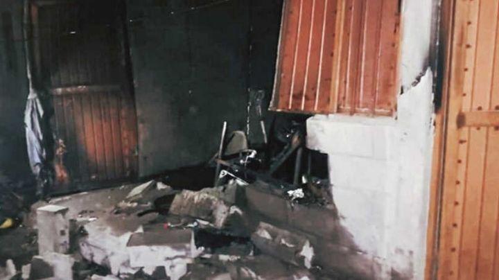 Alfredo agonizó una semana y murió por las quemaduras de una explosión en Miguel Alemán