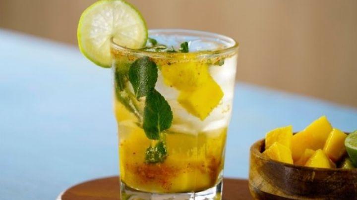 Reinventa el sabor de los mojitos y brinda por la vida con esta versión de mango