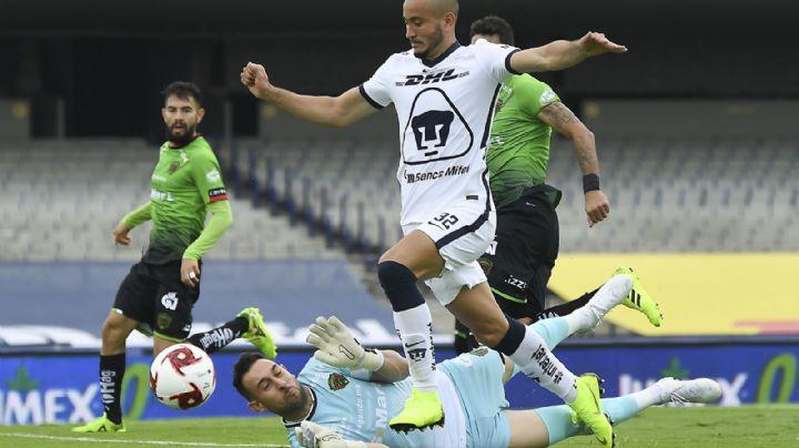 FC Juárez y Pumas se miden en duelo de equipo 'urgidos' de puntos en la Jornada 11