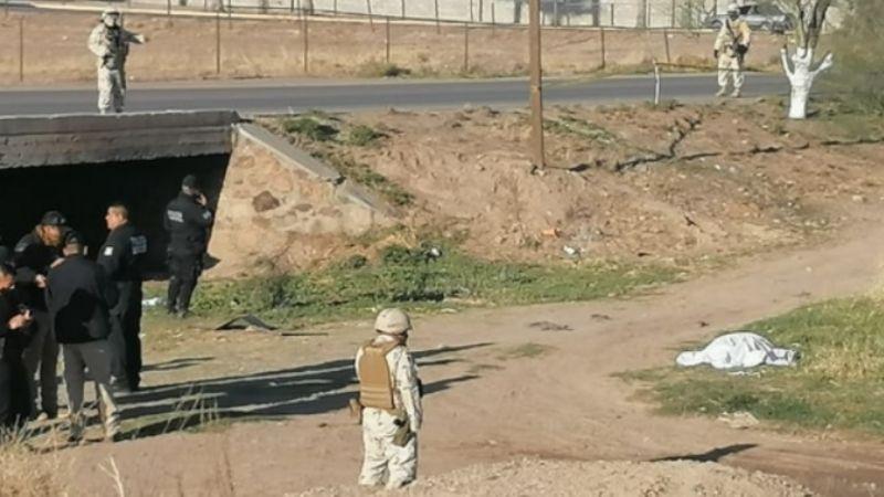 Terrible feminicidio en Caborca: Encuentran cadáver de mujer atada y estrangulada