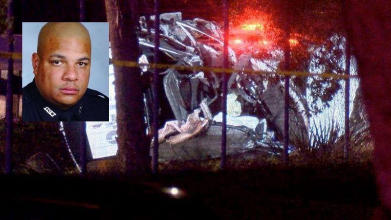 Héroe sin capa: Policía se sacrifica para evitar un fatal accidente de tránsito en Florida