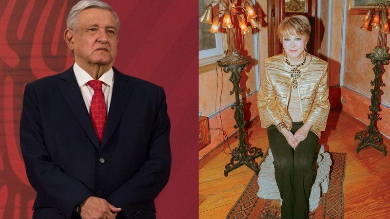 Tiembla AMLO: Tras dejar Televisa, PAN buscaría a Lolita Ayala para ir por la presidencia de México