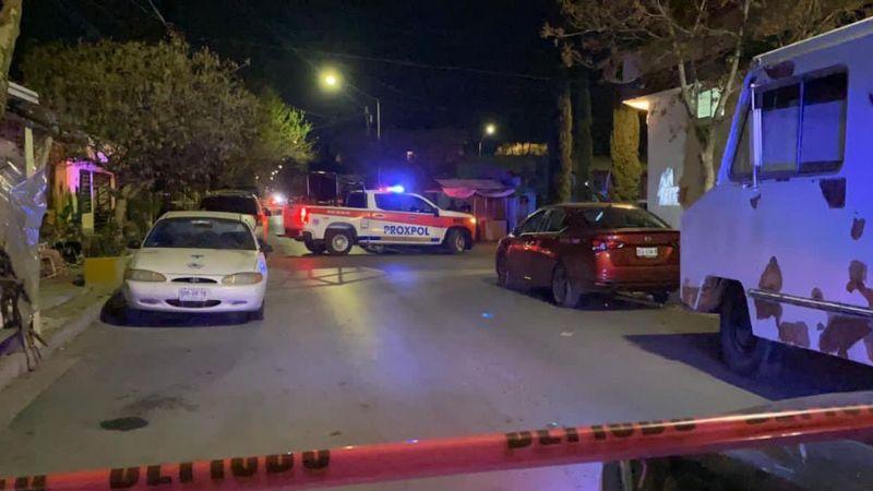Terrible asesinato: Tras persecución, sicarios asesinan a tiros a un hombre