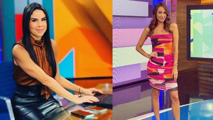 ¿Traición en Televisa? Paola Rojas señalaría a Odalys de pasar información a TV Azteca
