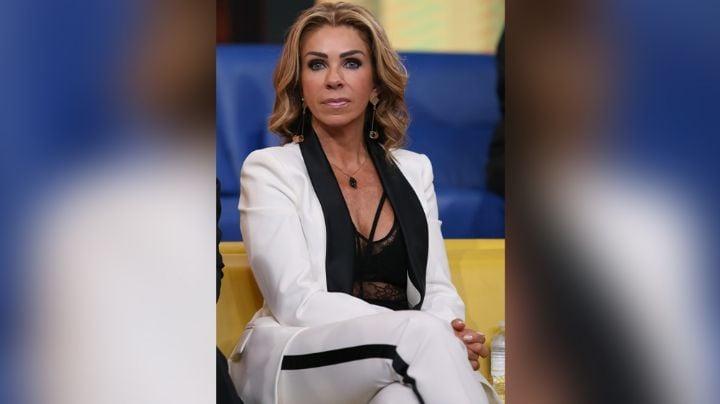 Imagen TV: Rocío Sánchez es acusada de contratar actores para su talk show; así responde
