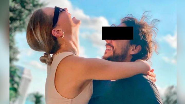 A dos semanas de que Rix fue detenido por abuso sexual, su novia sale a dar la cara en redes