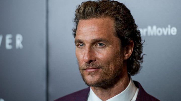 ¡No es broma! Matthew McConaughey podría postularse para gobernador de Texas en 2022