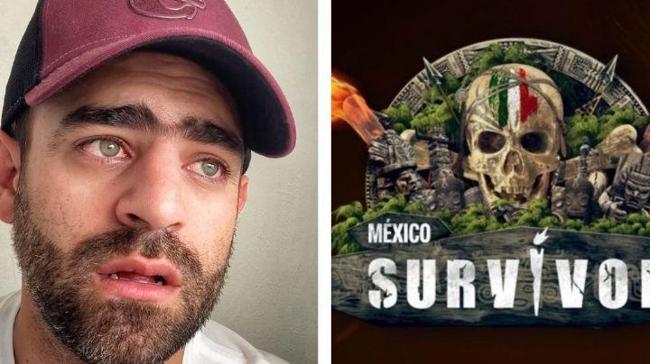 Adiós Arturo Islas: TV Azteca contrata a polémica exestrella de Televisa para conducir 'Survivor'