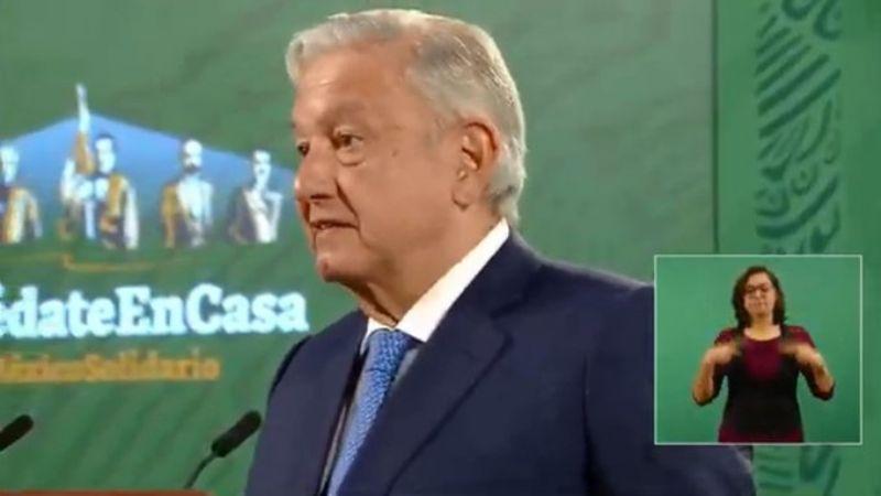 """AMLO celebra descubrimiento de campo petrolero en Tabasco: """"Es muy grande"""""""