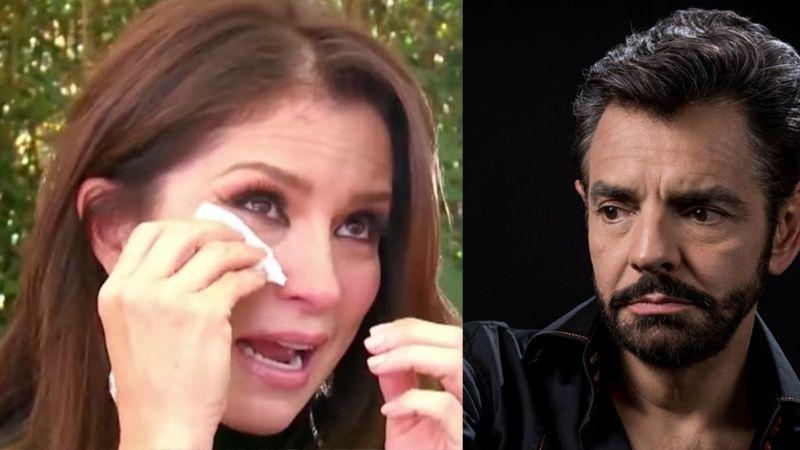 Alessandra Rosaldo revela en 'Hoy' los duros reclamos de Eugenio Derbez ¿por celos?