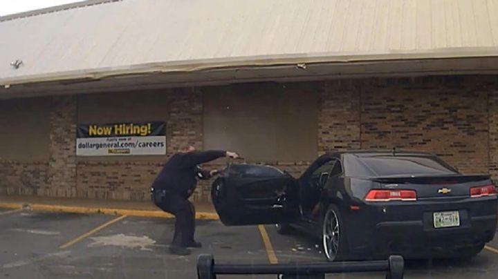VIDEO: Intenso tiroteo en Nashville deja saldo de una mujer fallecida y un oficial herido
