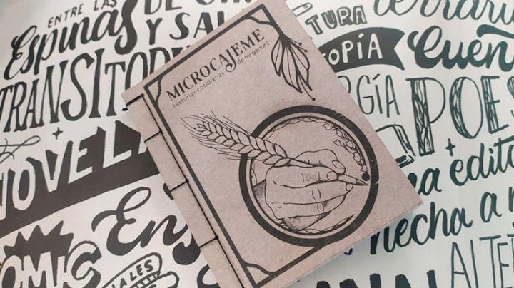 Presentan 'Microcajeme' la antología de relatos escritos por cajemenses
