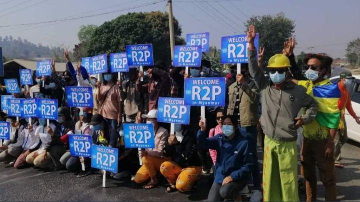 ¡La situación se agrava! Protestas en Myanmar suman 11 muertos a la lista en últimas horas