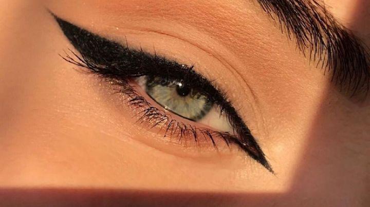 Maquillaje para ojos 2021: Descubre cómo hacerte un 'cat eye' de impacto y sin errores