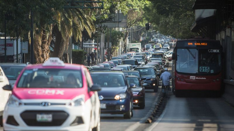 Domingo 18 de julio: ¿Este día 'descansan' coches por el Hoy No Circula en la CDMX y Edomex?