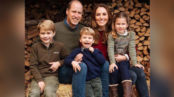 ¡Qué ternura! Hijos de Kate Middleton y el Príncipe William le escriben dulce carta a Lady Di