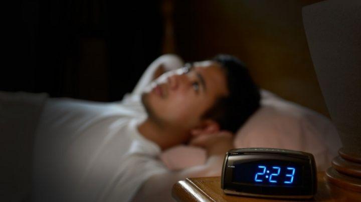 Alerta: Tener insomnio podría ser un factor de riesgo para desarrollar diabetes