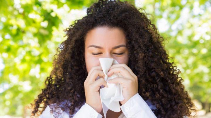 Olvídate de las alergias en esta primavera con este jugo milagroso lleno de vitamina C