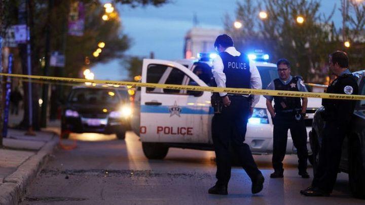 ¡Lamentable! Fiesta en Chicago termina en tiroteo; hay 2 muertos y más de 10 heridos