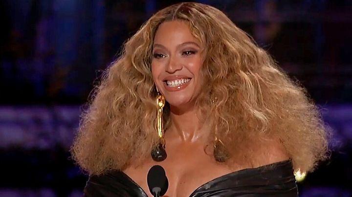 ¡Hizo historia! Este es el récord que Beyoncé rompió durante los Premios Grammy 2021