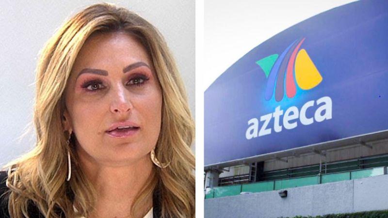 Tras romance con ejecutivo de Televisa, Anette Cuburu hizo esto para no ser despedida de TV Azteca