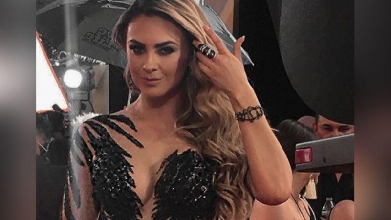 """Aracely Arámbula derrite a Instagram con encantador 'outfit' en sesión de fotos: """"Sí me caso"""""""
