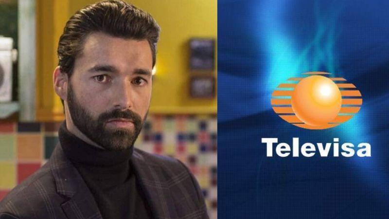 Tras despido de Televisa por denuncia de violación, Gonzalo será reemplazado por este actor