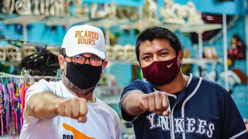 Ricardo Bours: Seguridad, comercio y turismo, los objetivos a mejorar en Puerto Peñasco
