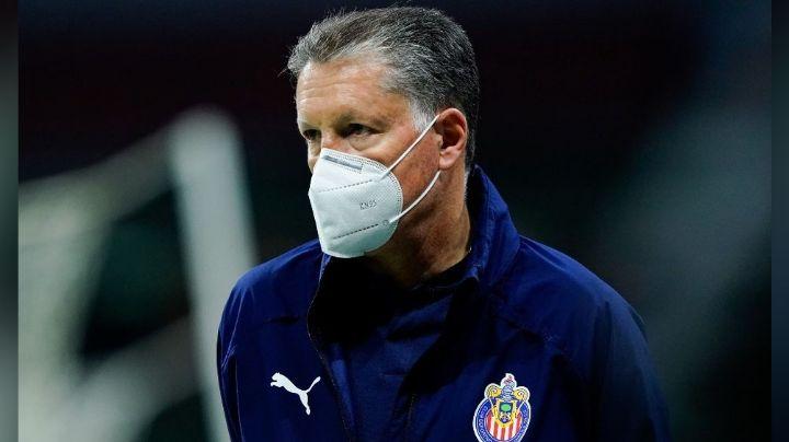 Tras derrota de Chivas ante América, Ricardo Peláez habría presentado su renuncia