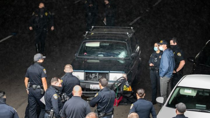 Mueren tres personas y cinco más resultan heridas tras ser atropelladas por un anciano